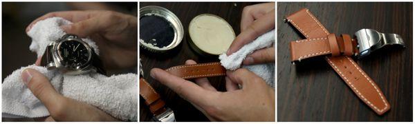 Cách Khắc Phục Và Phòng Chống Dây Da Đồng Hồ Bị Hôi Khử Mùi