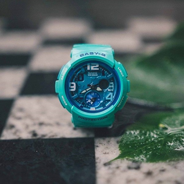 dong ho casio nu baby g 2