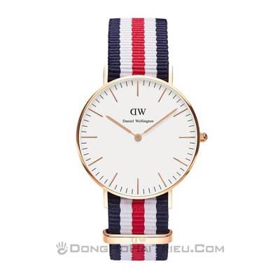 1 đồng hồ dây vải giá rẻ
