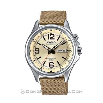 2 đồng hồ dây vải giá rẻ