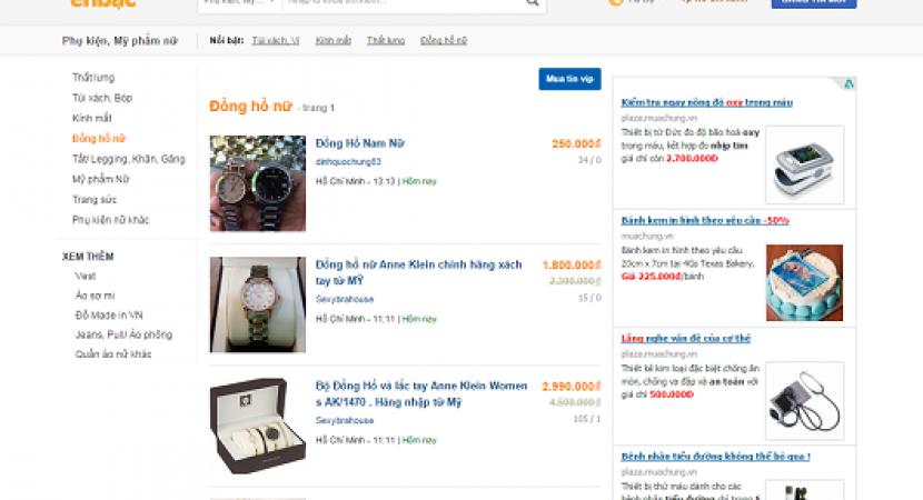 trào lưu mua đồng hồ online giá rẻ không khôn không khôn ngoan 1