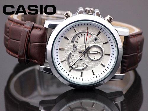 yên tâm giá đồng hồ casio beside w50m chính hãng 2
