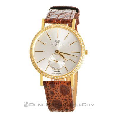 2 không phải đồng hồ Olym Precious Sapphire 3atm