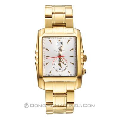 4 không phải đồng hồ Olym Precious Sapphire 3atm