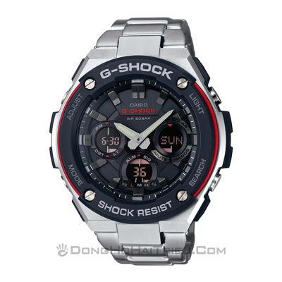 4 thay dây đồng hồ G Shock